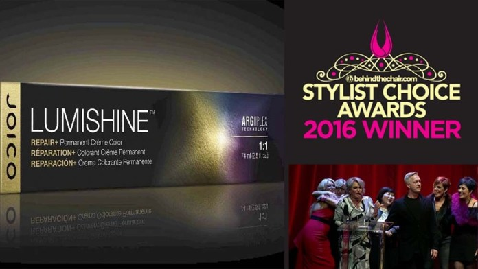 The People have Spoken… Joico LumiShine Color Wins Favorite New Haircolor Line!