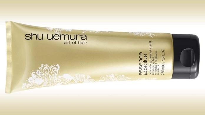 Bathe Hair in Absolute Indulgence with Shu Uemura Art of Hair