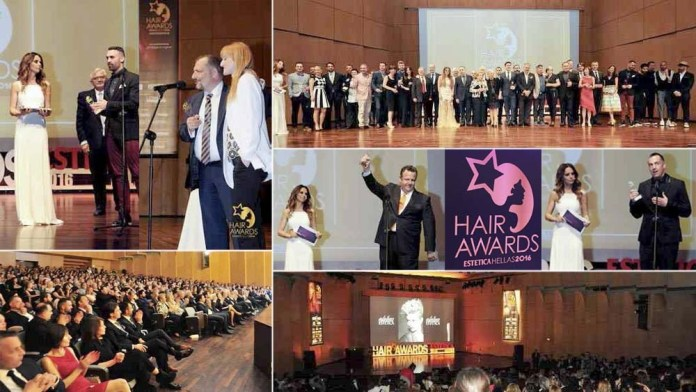 Hair Awards by Estetica Hellas: Overwhelming Success in Athens!