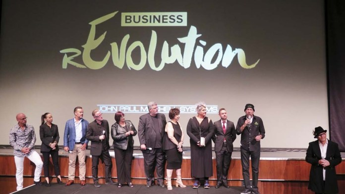 Business rEvolution: Paving the Way to 2016 Prosperity with Paul Mitchell in Vegas!