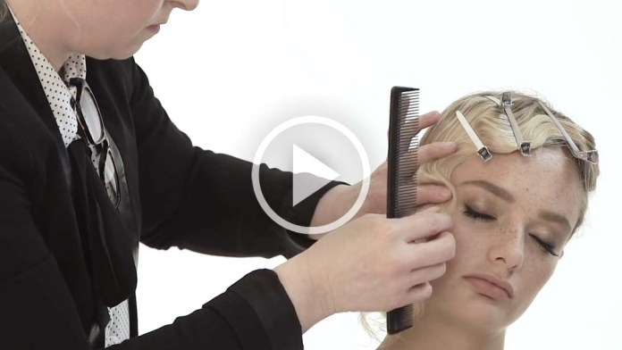 Video Alert! How To: The Starlet Wave Updo with TIGI's Maria Kovacs