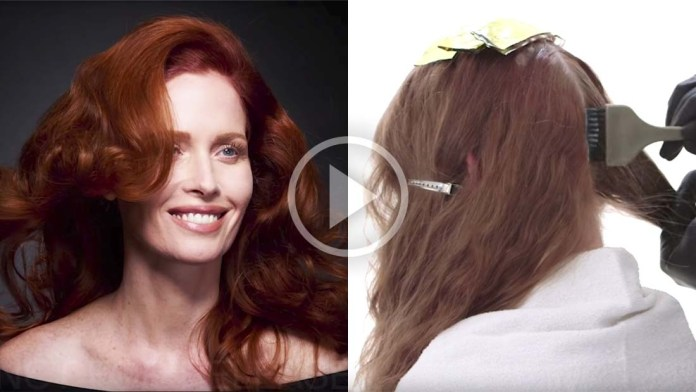 Video Alert! How To – Youthful Gray Coverage with Age Defy Color