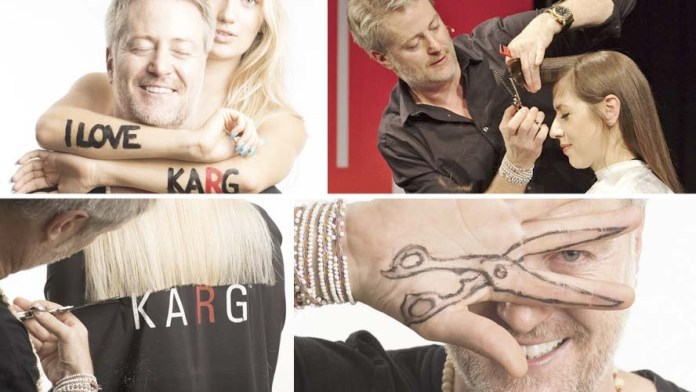 Estetica Exclusive with Mike Karg, Master Cutter, Educator, and Innovator of the Finest Shears!