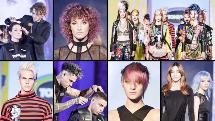 TONI&GUY Creative Release 2016: Inspirational Hairstyling at Its Best!