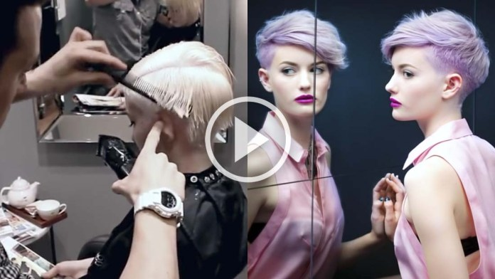 Video Alert! The Making of the Iconic 'Purple Pixie' by Adam Ciaccia