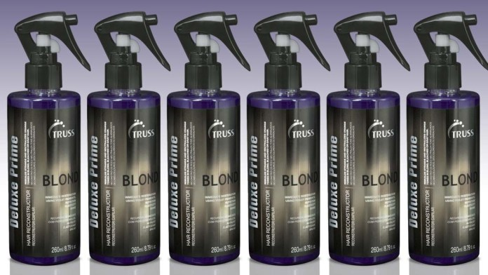 Immediate Blonde Hair Recovery – Truss Professional introduces Deluxe Prime Blond