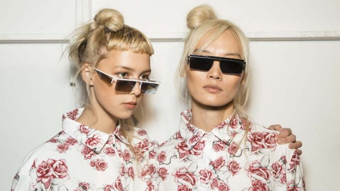 Get the Look! NYFW Adam Selman Whimsical Look by James Pecis for amika