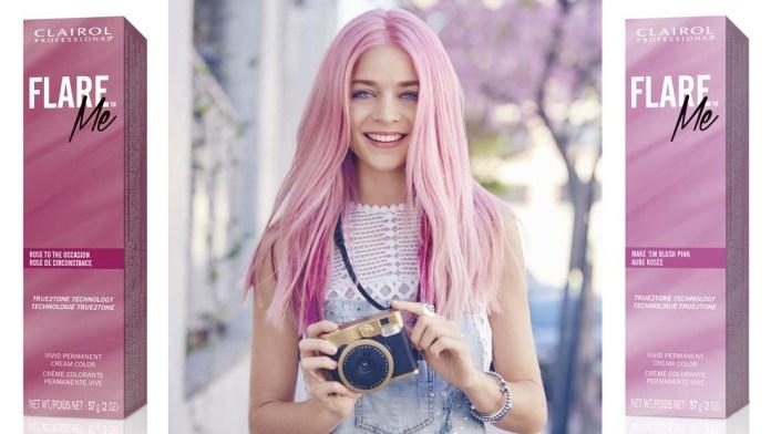 Celebrity Stylist Kiyah Wright Pink Hair Step-by-Step