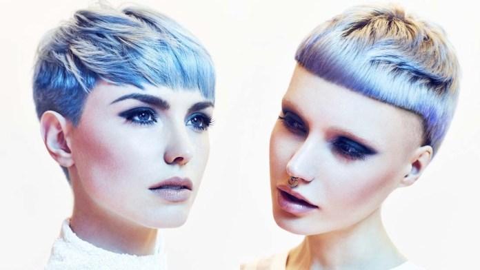 Le Bleu by Rae Palmer @ We Love Salons