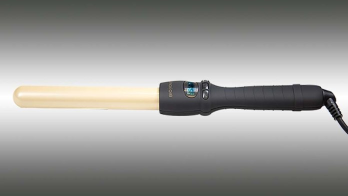 Super-Smooth, Long-Lasting Curls: Bio Ionic launches New Goldpro Styling Wand 1″