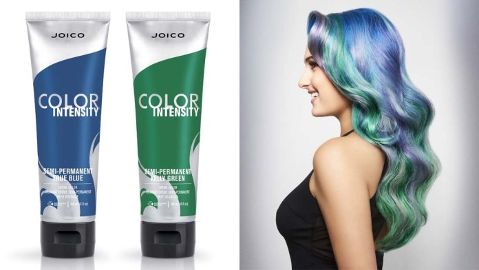 Bold is Better! Introducing the New True Blue & Kelly Green Joico Color Intensity Shades