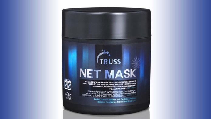 Smart Hair Recovery! Truss Professional launches New TRUSS NET MASK