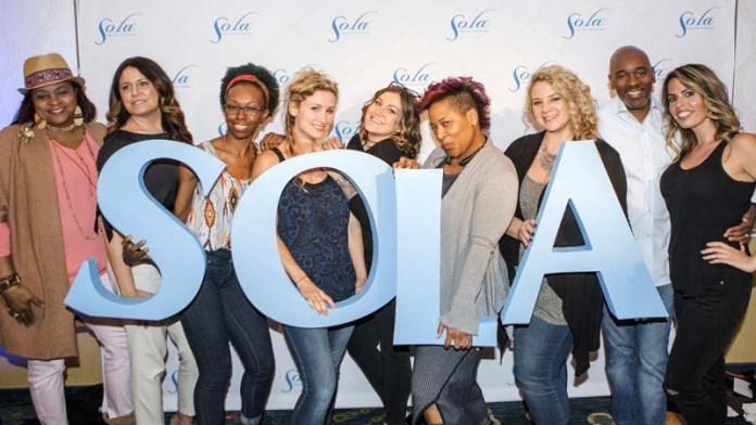 Sola Salon Studios unveiled exciting initiatives during exclusive Sola Sessions event in Washington, DC