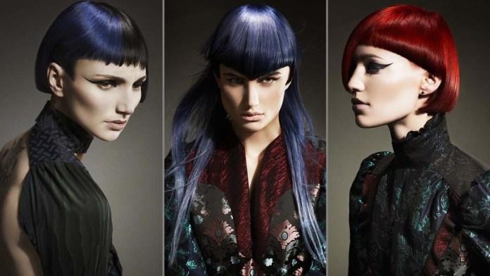 Polished Dark Color by Michael Rackett @ Rush Hair