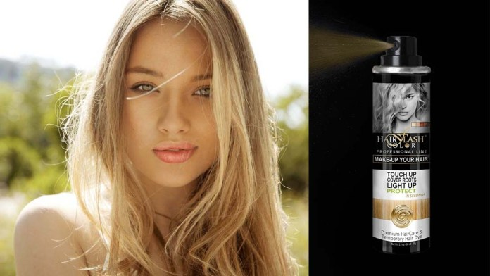 Discover Hair Flash Color! The Industry's ONLY Natural Protective Temporary Haircolor!