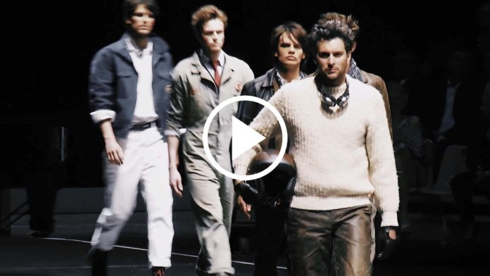 Video Alert! Don't miss the American Crew runway at Revlon's Style Masters Show 2017