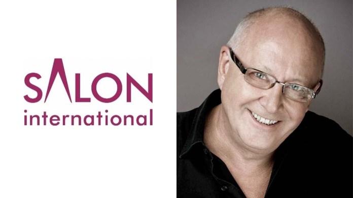 Trevor Sorbie makes triumphant return to Salon International stage!