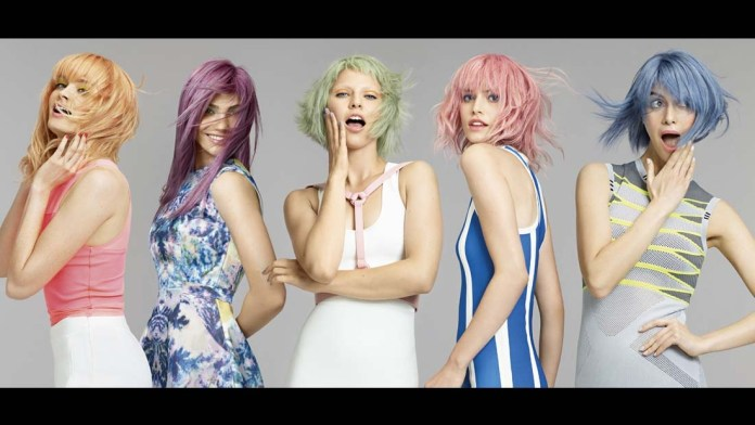 Fashion-Forward! Introducing New Pastel Shades in the Goldwell Colorance Range