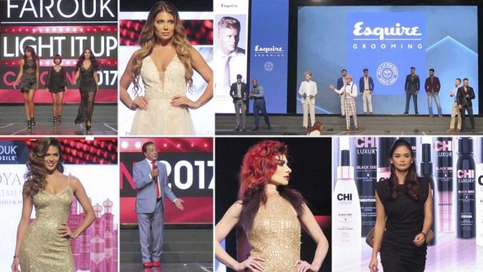 Farouk Cancun 2017: A Beautiful Hair Extravaganza & Touching Texas Hometown Support