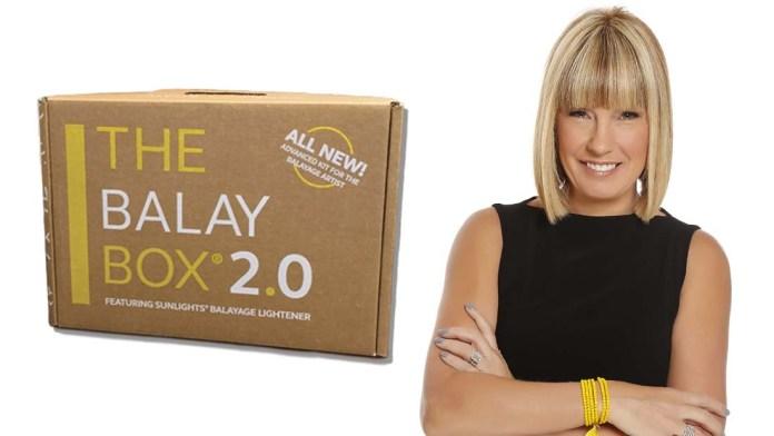 The Next Generation of Balayage Education: Candy Shaw & Sunlights Balayage launch 'THE BALAY BOX 2.0'