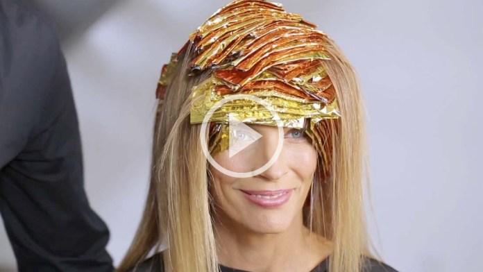 Video Alert! How To: Boulevard Blonde Color Technique