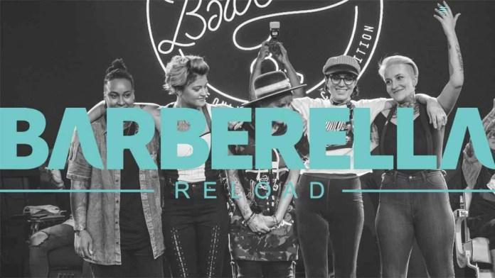 Barberella Reload: The Launch Event for the New Barberella