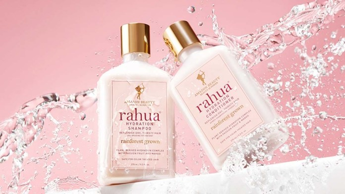 New Rahua Hydration Shampoo and Conditioner: A Powerful Punch of Moisture to Dry, Dull, Damaged Hair