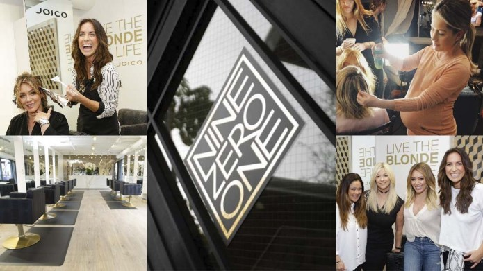 Famed Nine Zero One Salon adopts Joico LumiShine as Main Hair Color of Choice