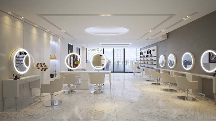 """Gamma & Bross launch the Polaris Collection in collaboration with L'Oréal for """"Salon Emotion"""""""