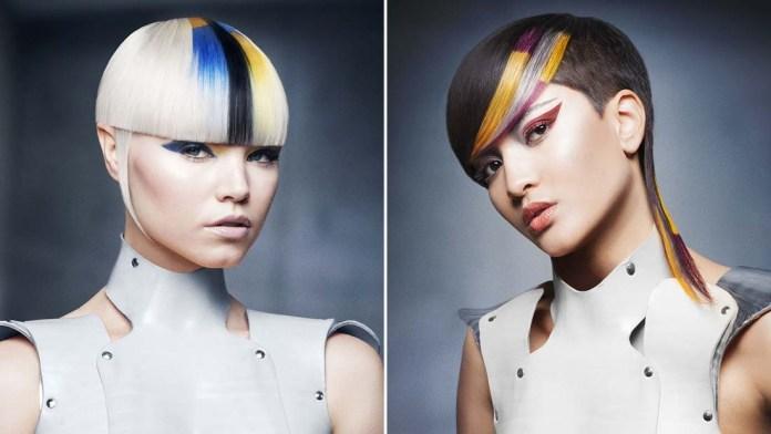 Technocolor by Lori Zabel