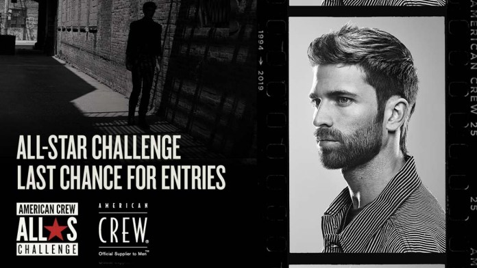 Last Chance for Entries – Enter the American Crew's 2019 All-Star Challenge NOW!