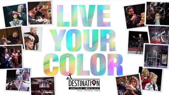Inspirational Education: Live Your Color at Matrix Destination 2020