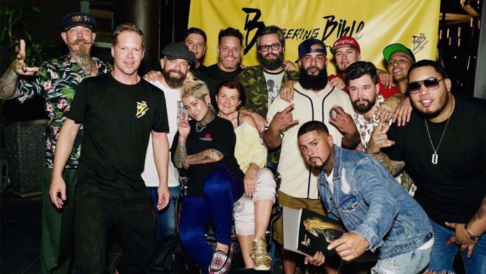 A Night to Remember: The Barbering Bible Book Signing Party in Miami