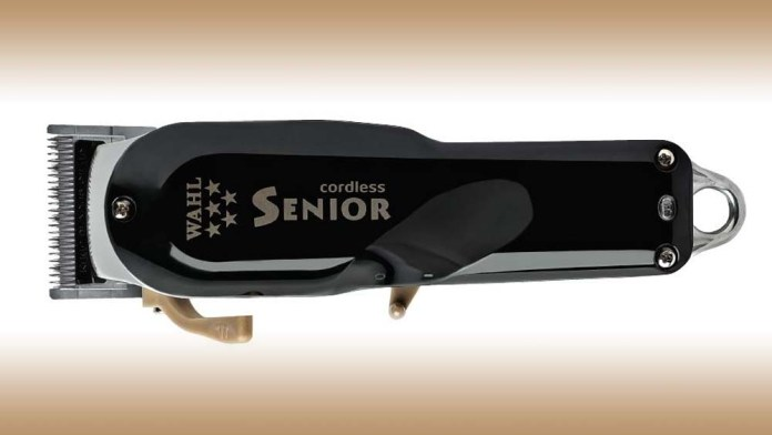 Now Available: Ultra-Powerful 5 Star Cordless Senior by Wahl Professional