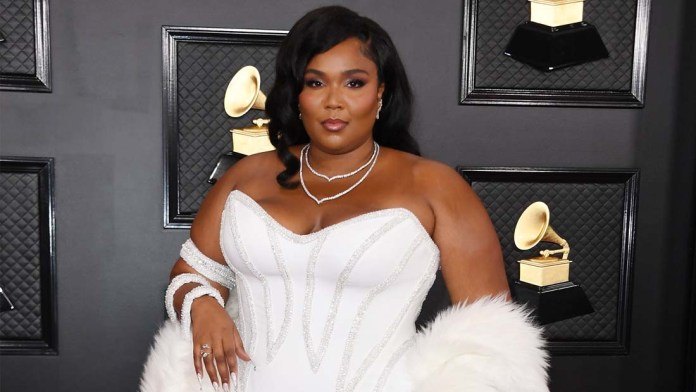 Get the Grammys Look! Lizzo's Rocking, Glamorous Waves by Shelby Swain