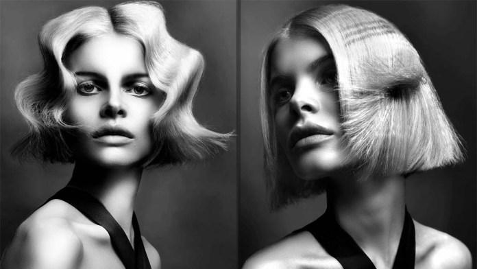 Parisian Blonde by Desmond Murray