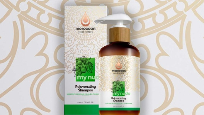 New Natural My NuDo Rejuvenating Shampoo: Intense Hair Therapy for Fine and Thinning Hair