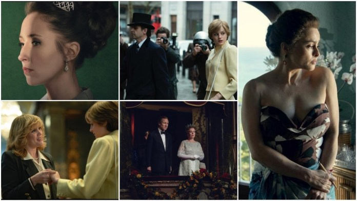 """Regal Hairstyles From """"The Crown"""" Series"""