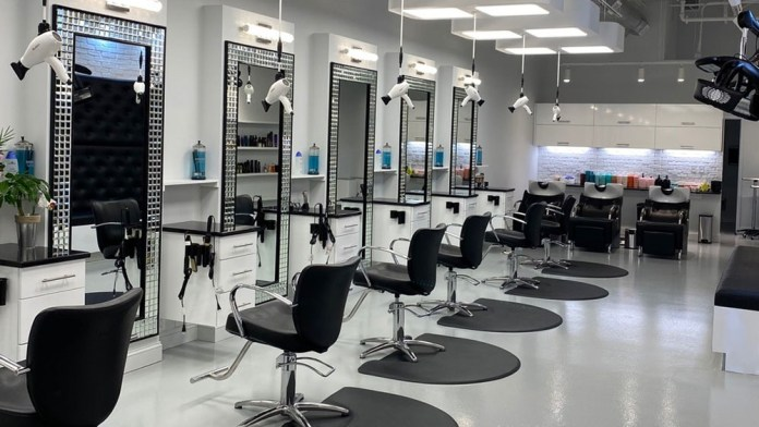 SpectraLights: The First LED Lights Designed for Salons