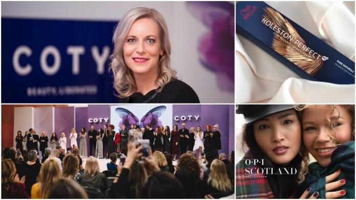 Coty Professional Beauty Brands schlagen ein neues Kapitel auf