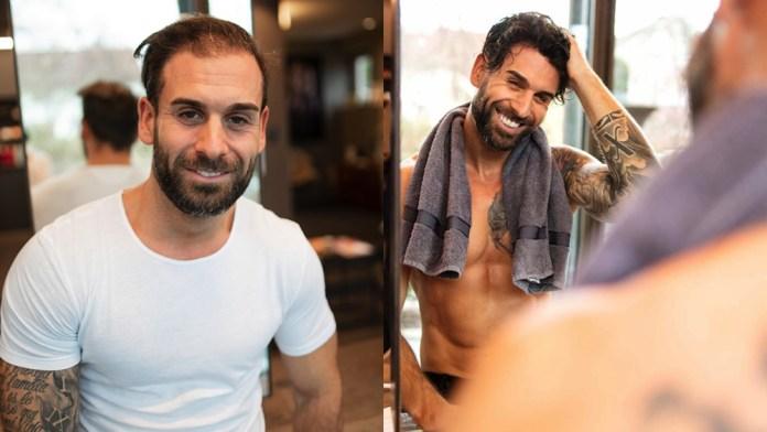 Immer in Bewegung – immer top gestylt! Sportliche Looks mit ContactSkin® for men