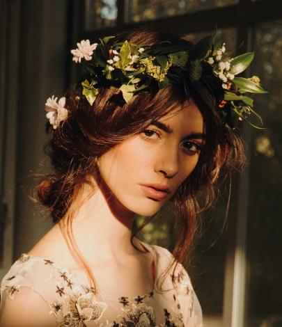 Filles en fleurs, de Christophe Nicolas Biot