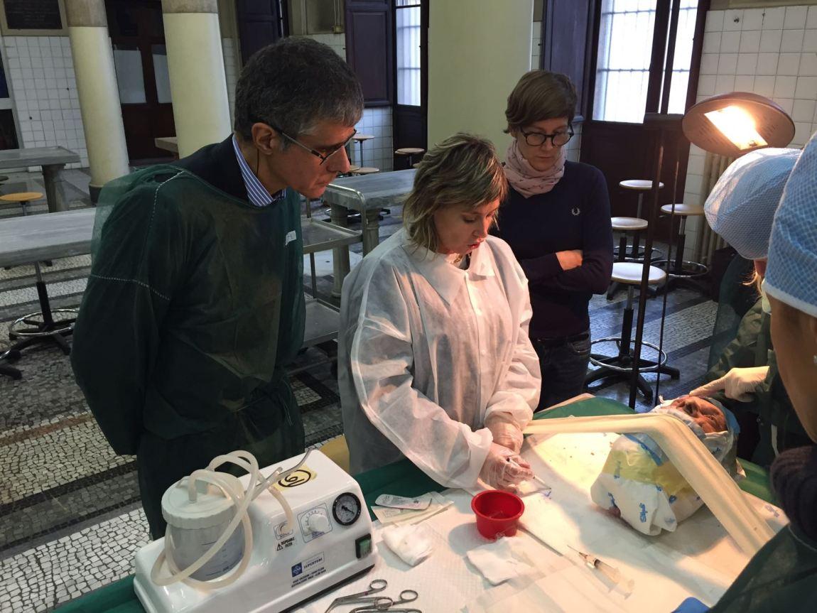 Corso di Anatomia Chirurgica - Dr. Renata Migliardi 1