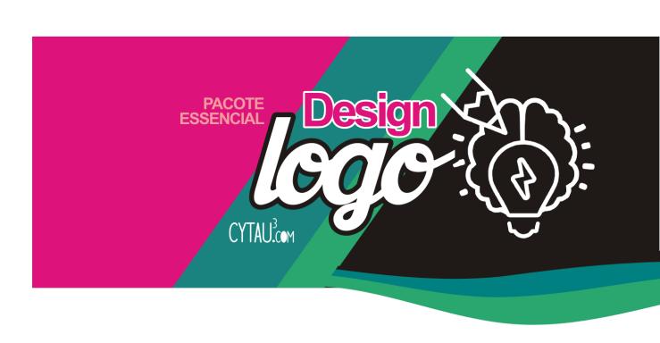Criação Logo Design Logotipo Logomarca Marca