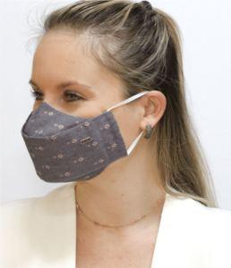 máscara 3d alfaiataria smartcare tecnologia prevenção e segurança