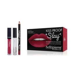 Set de buze Kiss Proof Slay Kit Hibiscus – BellaPierre