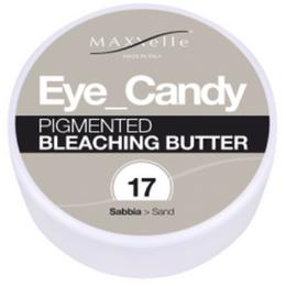 Unt Decolorant Pigmentat – Maxxelle Eye Candy Pigmented Bleaching Butter, nuanta 17 Sand, 100g