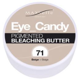 Unt Decolorant Pigmentat – Maxxelle Eye Candy Pigmented Bleaching Butter, nuanta 71 Beige, 100g