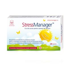 Barny's StressManager Good Days Therapy, 20 capsule