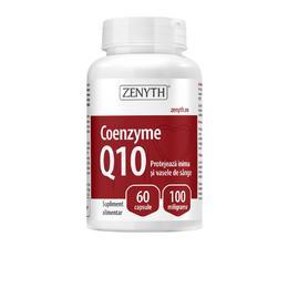 Coenzyme Q10 Zenyth Pharmaceuticals, 60 capsule
